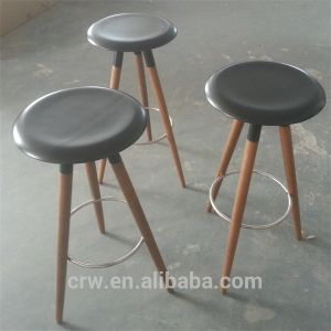 Contemporary Black Kitchen Bar Stools pictures & photos