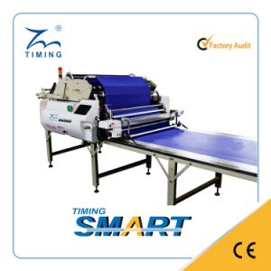Straight Knife Apparel Fabric Knit Woven Polyester Spreading Machine pictures & photos