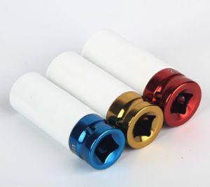 17&19&21mm Thin Wall Socket Wall Wheel Nut Socket Set pictures & photos