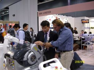 Apolo IPL+RF+E-Light Hair Remova Aesthetic Device pictures & photos