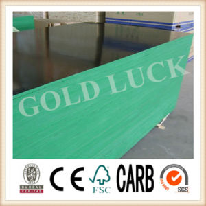 Qingdao Gold Luck Film Faced Plywood Concrete Construction Template pictures & photos