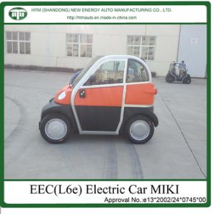 4kw EEC Electric Cars with Hub Motor