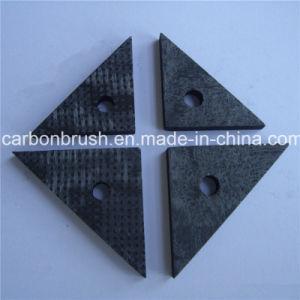 Machined Plain Weave Carbon Fiber Composite Sheet pictures & photos