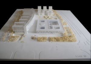 Architectural Model Maker, Mass and Block Models (JW-273) pictures & photos