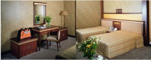 Wooden Hotel Room Furniture F1020