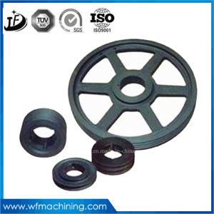 OEM Customized CNC Machining V-Taper Pulley and Bore Pulley pictures & photos