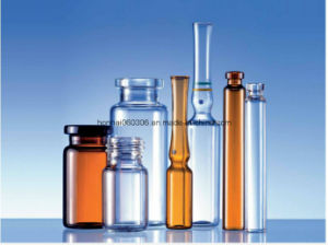 Clear Glass Vial pictures & photos