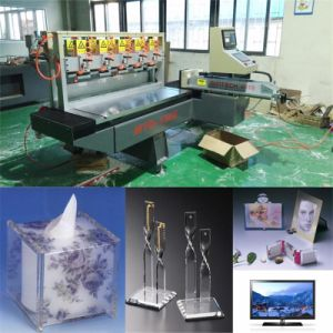 Acrylic Material Edgae Polishing Machine pictures & photos