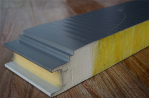Good Durability PU Sandwich Roof/Wall Panel Thermal Insulation Materiall pictures & photos