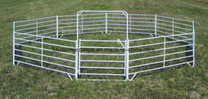 Farm Used Horse Fence Type Cattle Yard Panel pictures & photos