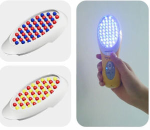 LED Phototherapy Handle Held Facial Device & Skin Rejuvenation pictures & photos