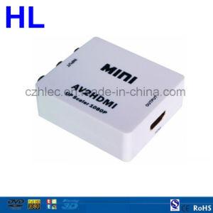 HDMI to RCA/AV Converter China Supplier pictures & photos
