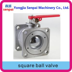 Square Ball Valve pictures & photos
