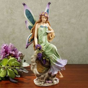 Customized Resin Angle Statue for Table Decoration pictures & photos