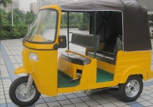 Bajaj 150cc 200cc Tuk Tuk Passenger Tricycle Motorcycle