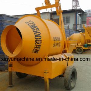 Portable Electric Concrete Mixer (JZM500) pictures & photos