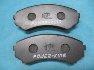 Brake Pads (D6085) for Japanese Car pictures & photos
