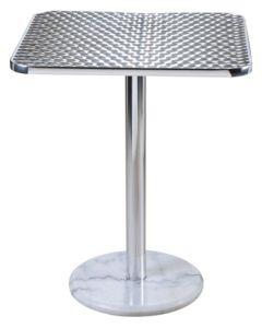 Aluminum Leisure Metal Outdoor Dining Coffee Garden Set (JJ-TS05)