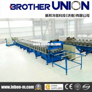 High Strength Concrete Steel Floor Deck Making Machines pictures & photos