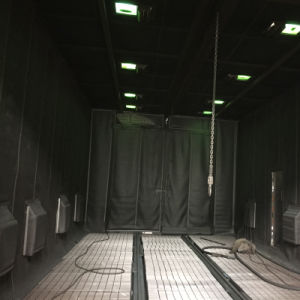 Sand Blasting Chamber for Coating Line pictures & photos