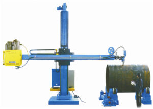 Pipe Welding Manipulator, with Roller Bed for Girth and Longitudinal Seam Welding pictures & photos