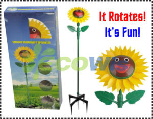 Garden Lawn Sunflower Sprinkler (HT1024N) pictures & photos