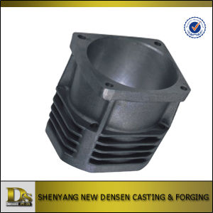 Customized Crushers Parts Cast Iron Grey Iron Casting Trunnion pictures & photos