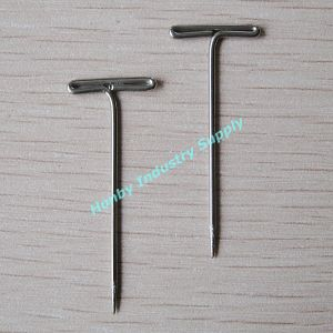 Wholesale 27mm Nickel Plated Steel T Head Pin
