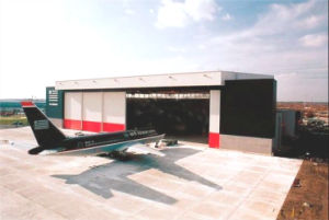 High Quality Light Steel Structure Aircraft Hangar Maintenance Warehouse (KXD-SSW152) pictures & photos