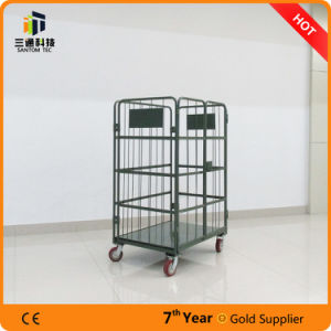 Logistic Material Handling Cart with Door pictures & photos