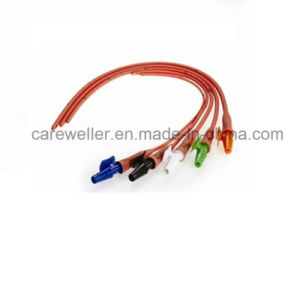 Single Way Latex Foley Catheter pictures & photos