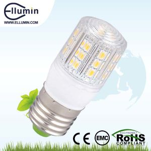 Plastic Dimmable Corn Light LED E14