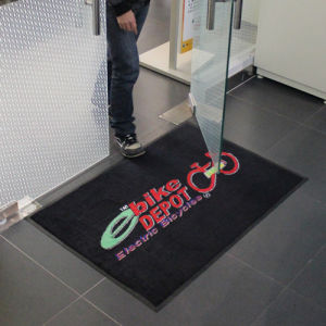Durable Logo Mat