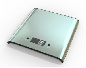 201 Stainsteel Platform Electronic Kitchen Scale (EK-823) pictures & photos