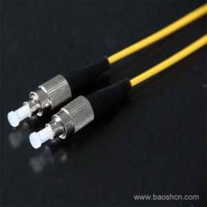 SC/PC-FC/PC SM Fiber Optic Patch Cord