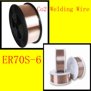Mild Steel CO2 Welding Wire Er70s-6 MIG Welding Wire pictures & photos