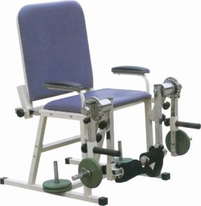 Stable Quality Quadriceps Femoris Training Chair in Hot Sale pictures & photos