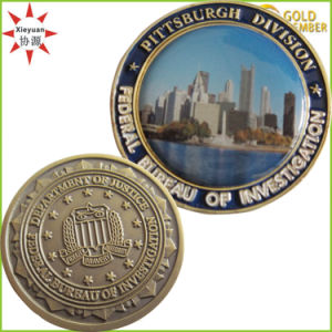 Custom 3D Metal Military Medal pictures & photos