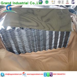 Hot Dipped Galvanzied Corrugated Steel Roofing pictures & photos