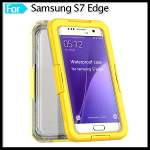 Full Body Sealed Waterproof Dirtproof Snowproof Durable Case Cover for Samsung Galaxy S7 Edge pictures & photos