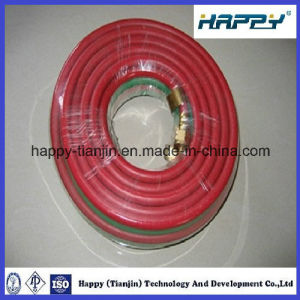 High Quality Oxygen Acetylene Twin Welding Hose pictures & photos
