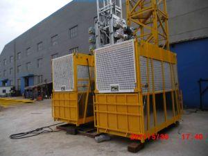 Medium Lifting Speed Building Hoist SC200/200GZ pictures & photos