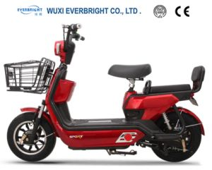 Strong Loading Capacity Racing and Sport Electric Motorcycle Scooter