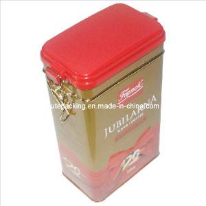 FDA Approved Rectangular Coffee Tin Box (CT01)
