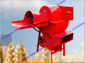 China Multifunctional Grain Rice Wheat Beans Thresher Threshing Machine pictures & photos