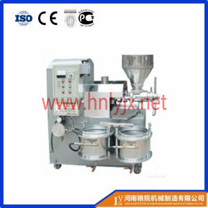 Full Automatic Sunflower Seed Oil Press Machine for Small Farmers pictures & photos