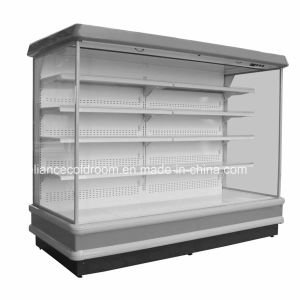 Refrigerated Multideck Showcase for Super Market pictures & photos