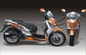 150CC Motorcycle (YY150T-8A) pictures & photos