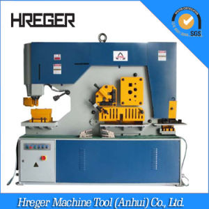 Hydraulic Ironworker Combined Punching and Shearing Machine) pictures & photos