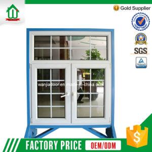 Eco-Friendly UPVC Glass Window (WJ-PCW-001)
